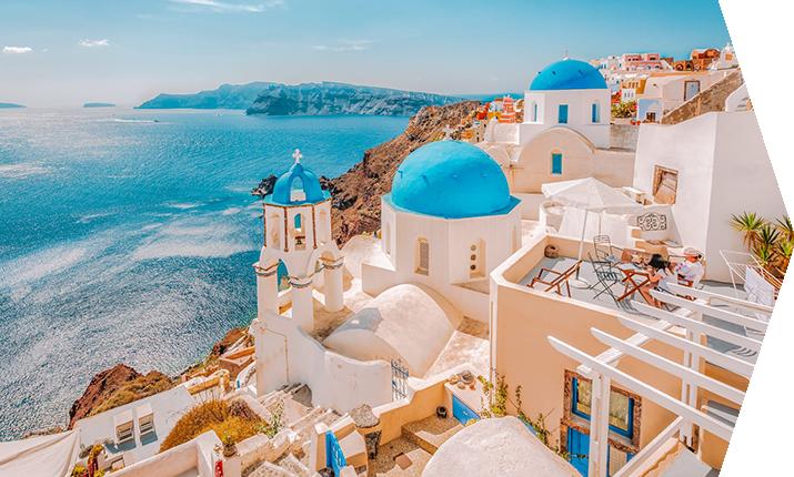 GRIECHISCHE INSELN TOUREN