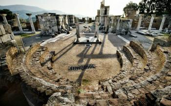 Ephesus, House of Virgin Mary, Sirince Tour