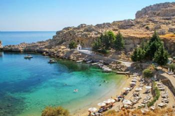 Rhodes Island Beaches