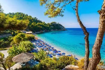 Samos Island Beaches