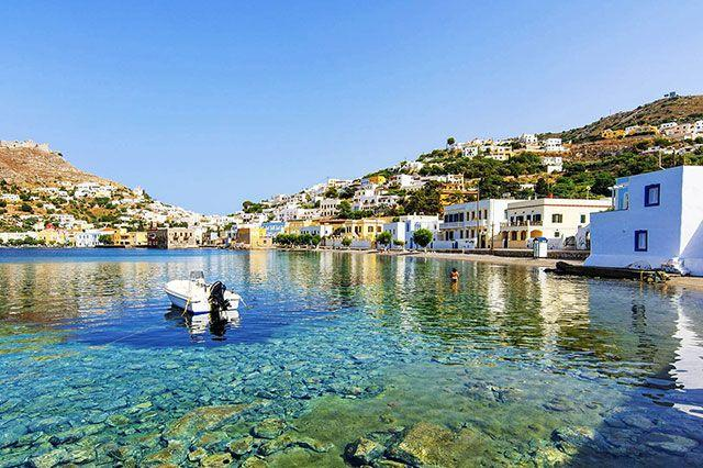 Leros Insel