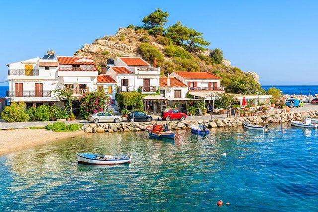 Samos (Sisam) Adası
